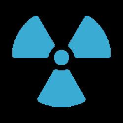 放射線科カテゴリを示すアイコン